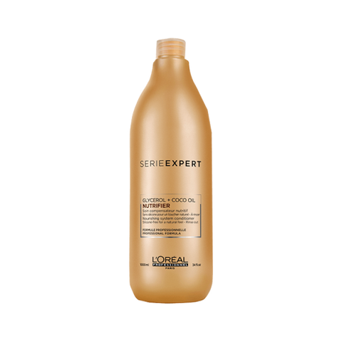 L'Oreal Serie Expert Nutrifier Conditioner 1 Litre