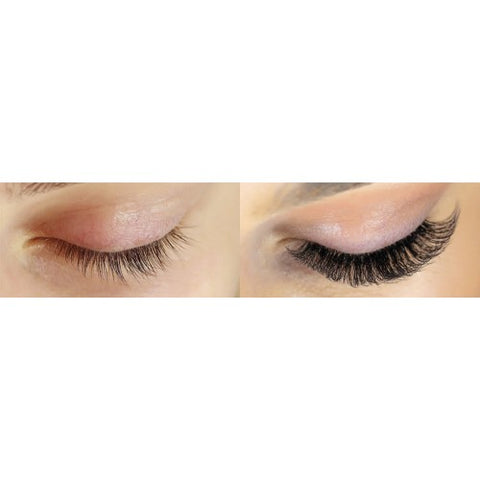 Lash U Lashes Express Pre Made Lashes 5D D curl .07mm x11mm