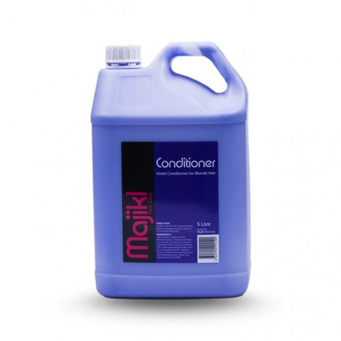 Majikl Blonde Conditioner 5 Litre