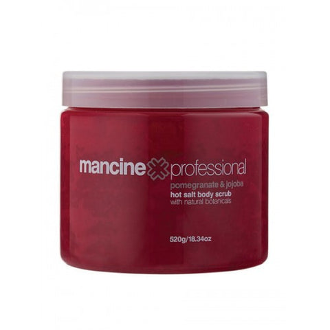 Mancine Pomegranate and Jojoba Body Scrub 520 gm