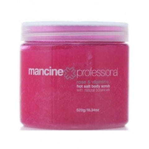 Mancine Rose and Vitamin E Body Scrub 520 gm