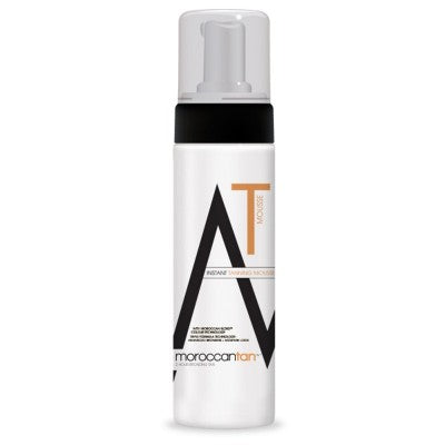 Moroccan Tan Instant Tanning Mousse 200 ml