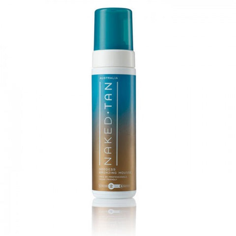 Naked Tan Goddess Bronzing Mousse 180 ml