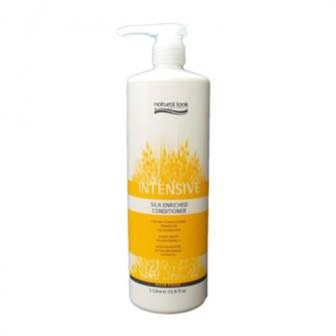 Natural Look Intensive Silk Enriched Conditioner 1 Litre
