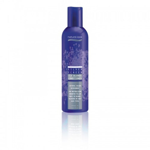 Natural Look Silver Screen Ice Blonde Conditioner 250 ml