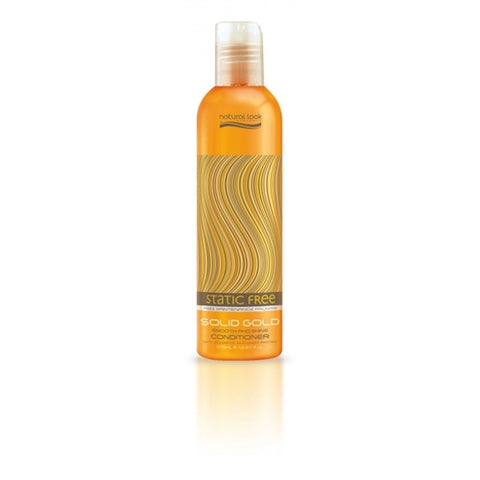 Natural Look Static Free Solid Gold Conditioner 375 ml