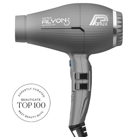 Parlux Alyon Air Ionizer Tech Hair Dryer Matt Graphite