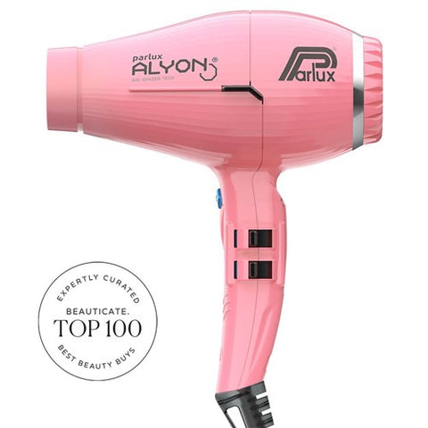 Parlux Alyon Air Ionizer Tech Hair Dryer Pink