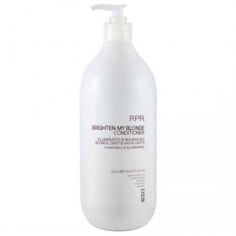 RPR Brighten My Blonde Conditioner 1 Litre