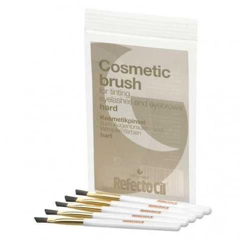 Refectocil Hard Cosmetic Brush 5 Pack