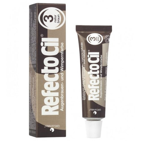 Refectocil No.3 Natural Brown 15 ml