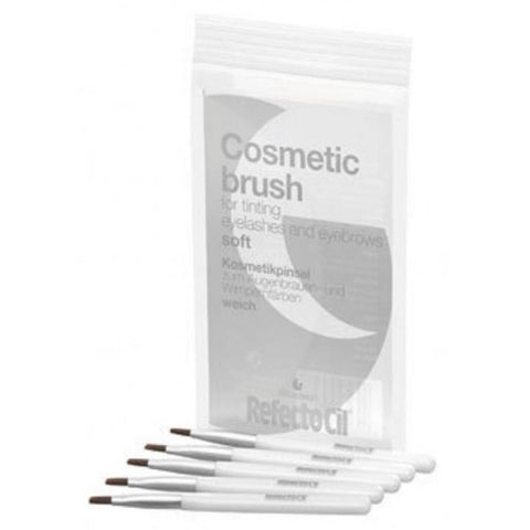 Refectocil Soft Cosmetic Brush 5 Pack