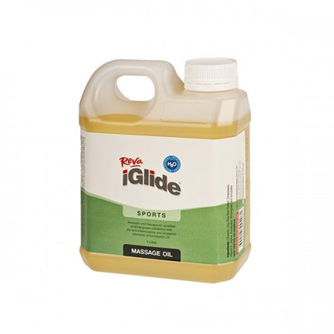 Reva iGlide Sports Massage Oil 1 Litre