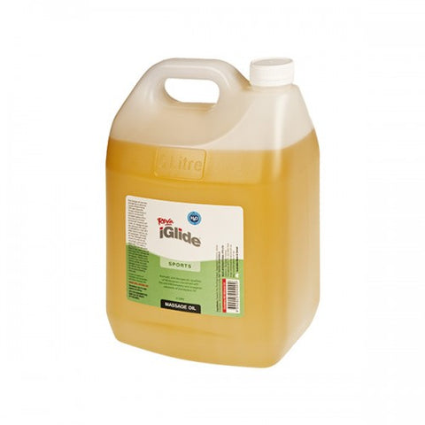 Reva iGlide Sports Massage Oil 5 Litre