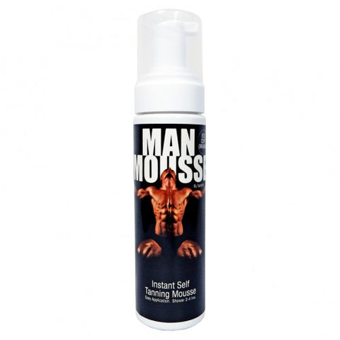 Santelle Man Mousse Dark 200ml MM062