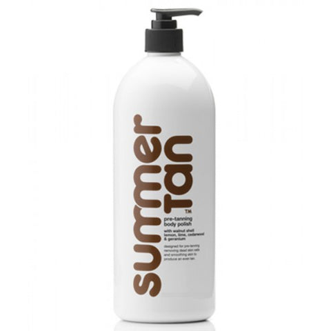 Summer Tan Pre-Tanning Body Polish 175 ml