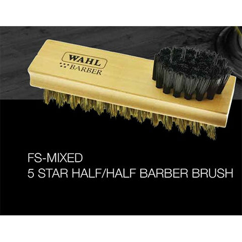 Wahl Fade Brush Half
