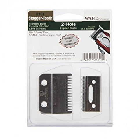 Wahl Magic Cordless Stagger Tooth Blade #2161-400