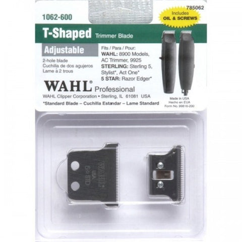 Wahl Sterling Stylist T-Shaped Trimmer Blade #1062