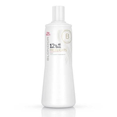 Wella Blondor Freelights Developer 'B' 40vol 12% 1 Litre