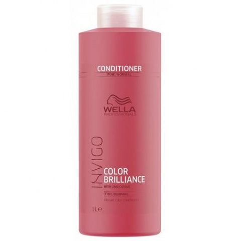 Wella Invigo Color Brilliance Conditioner 1 Litre