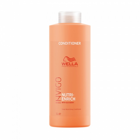 Wella Invigo Nutri-Enrich Conditioner 1 Litre