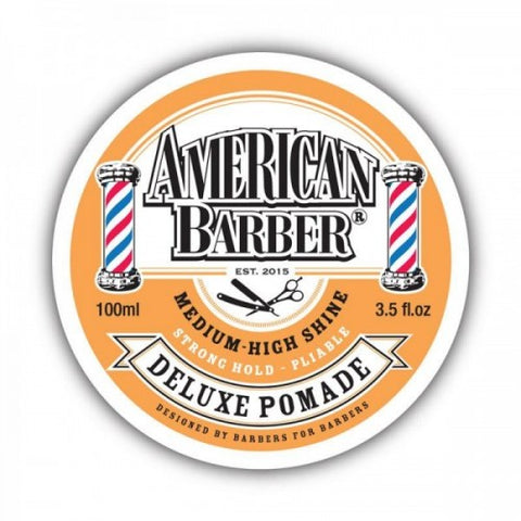 American Barber Deluxe Pomade 100 ml