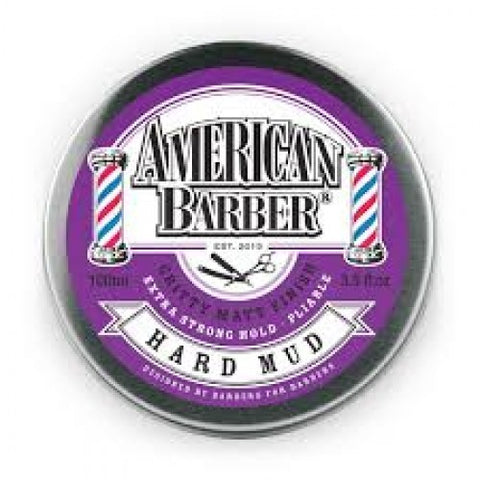 American Barber Hard Mud 100 ml