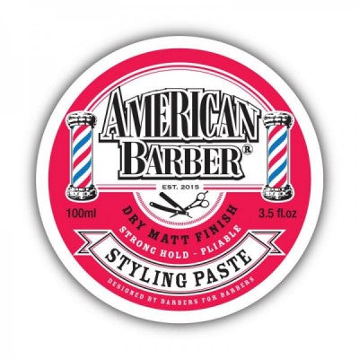American Barber Styling Paste 100 ml