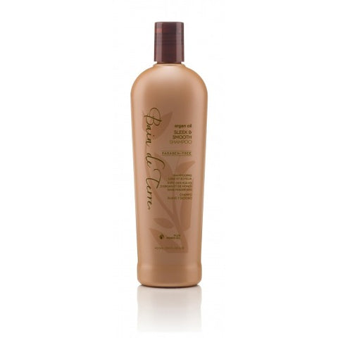 Bain de Terre Argan Oil Sleek and Smooth Shampoo 400 ml