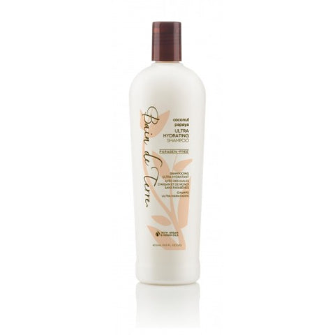 Bain de Terre Coconut Papaya Ultra Hydrating Shampoo 400 ml