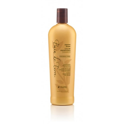 Bain de Terre Passion Flower Color Preserving Shampoo 400 ml