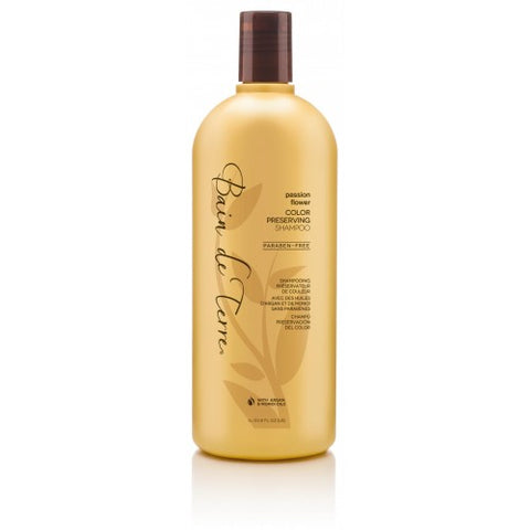 Bain de Terre Passion Flower Color Shampoo 1 Litre