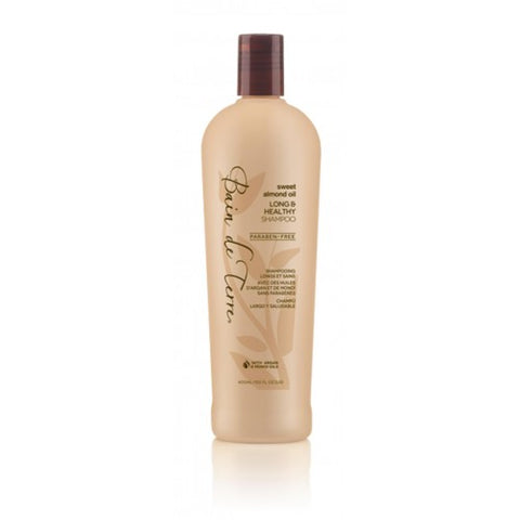 Bain de Terre Sweet Almond Oil Shampoo 400 ml