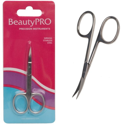 Beauty Pro Curved Small Scissor
