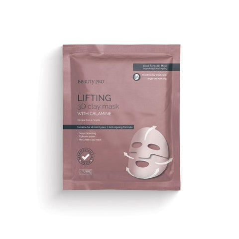 Beauty Pro Lifting 3D Clay Mask 18gm