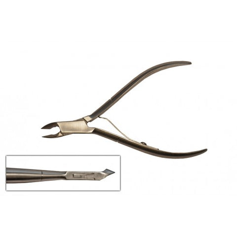 Bello Pro C331 Cuticle Nipper 6mm Jaw size 4 inch