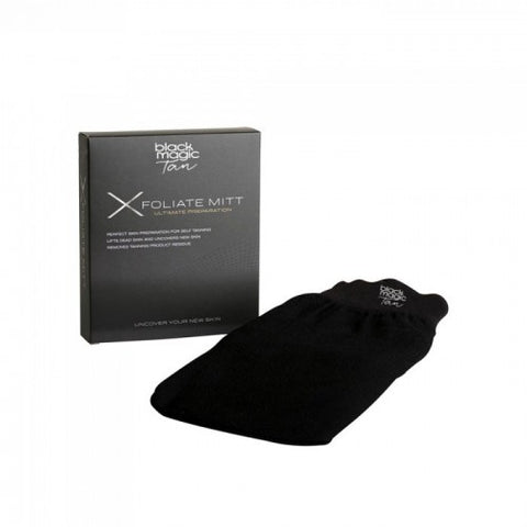 Black Magic Xfoliate Mitt