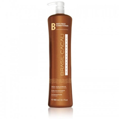 Brasil Cacau Anti Frizz Conditioner 1 Litre