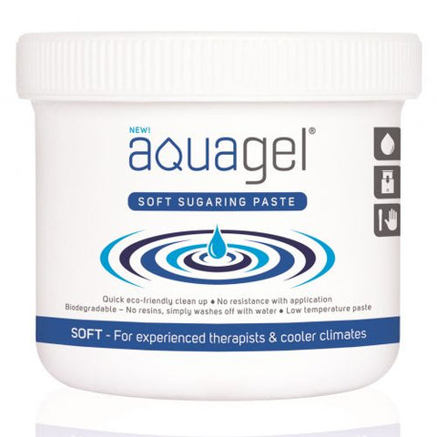 Caron Aqua Gel SOFT Sugaring Paste 600gm