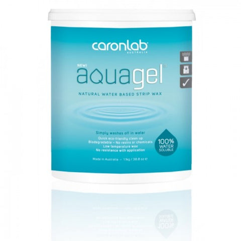 Caron Aqua Gel Strip Wax 1.1 kg