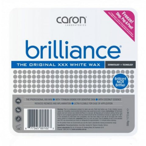 Caron Brilliance Hard Wax 500 gm