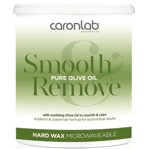 Caron Pure Olive Oil Hard Wax 800 gm