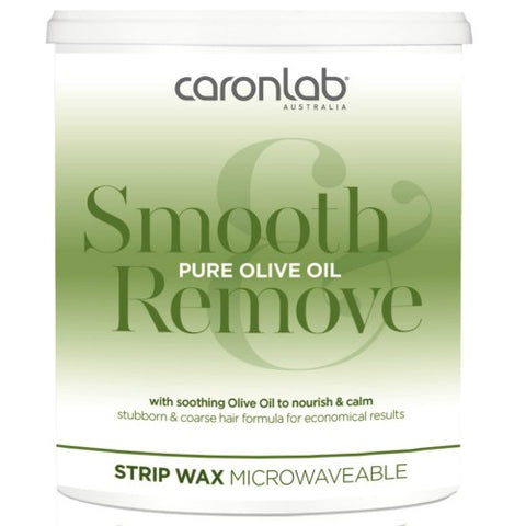 Caron Pure Olive Oil Strip Wax 800 gm