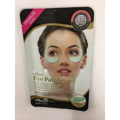 Collagen Eye Patches 3 pairs