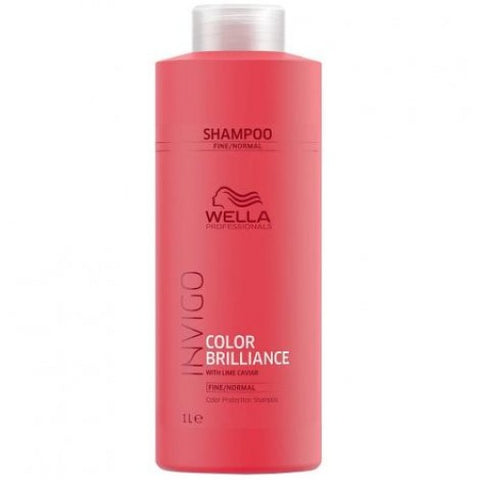 Wella Invigo Color Brilliance Shampoo 1 Litre