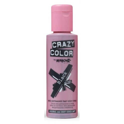 Crazy Color Black No.030 100 ml