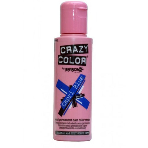 Crazy Color Capri Blue No.44 100 ml