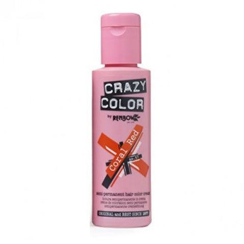 Crazy Color Coral Red No.57 100 ml