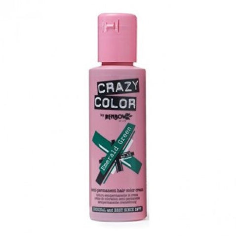 Crazy Color Emerald Green No.53 100 ml